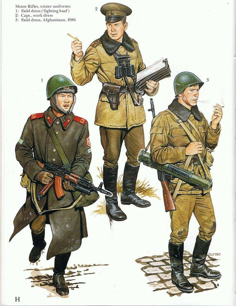 Современная Советская армия