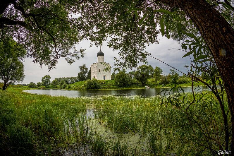 Церковь Покрова на Нерли...