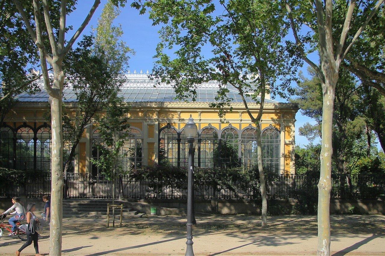 Парк Цитадели. Барселона