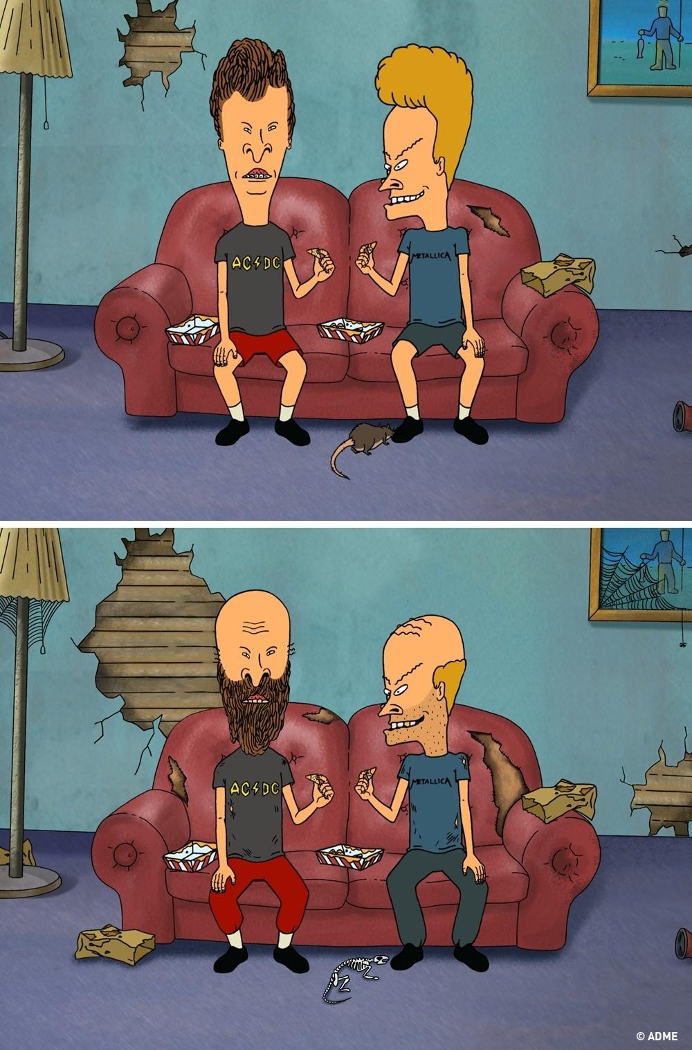 © MTV Animation   Маргарет «Мэгги» Симпсон Симпсоны