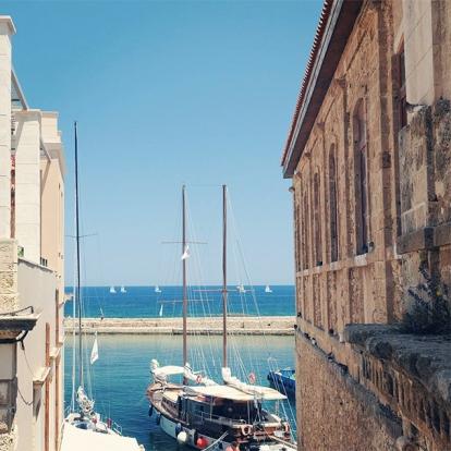 Всего: 76 000 рублей Город Ханья является одним из крупнейших портов Средиземноморья и прозван «Южно