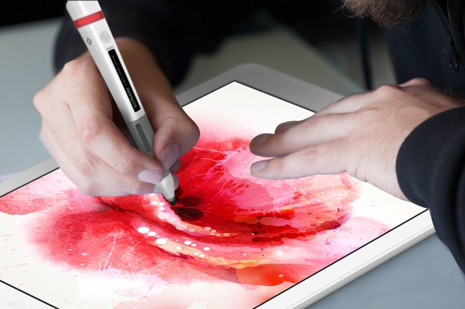 Стилус для планшетов Кроме того, компания выпустила Scribble Stylus— цифровой стилус, которым нельз