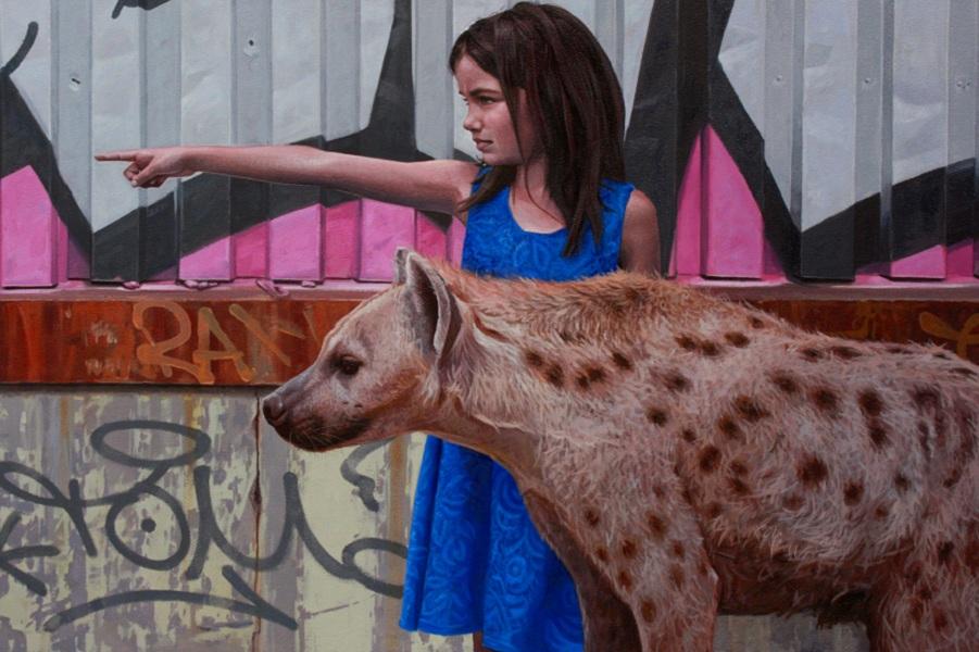 Тотемные звери городских девочек