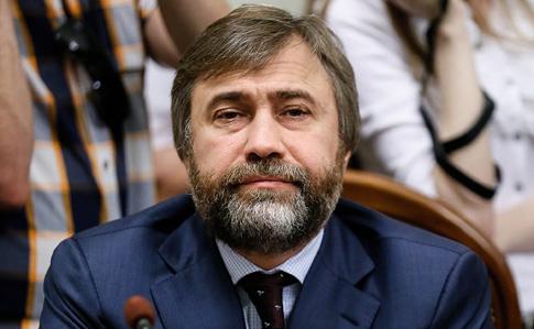 Генеральная прокуратура готовит представление оснятии неприкосновенности сНовинского