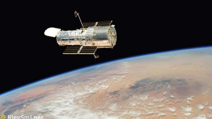 Размещены уникальные фото «размазанной» галактики стелескопа «Хаббл»