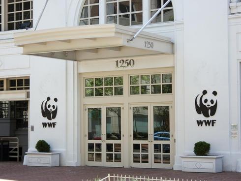 Обама арендует офис вздании Всемирного фонда дикой природы