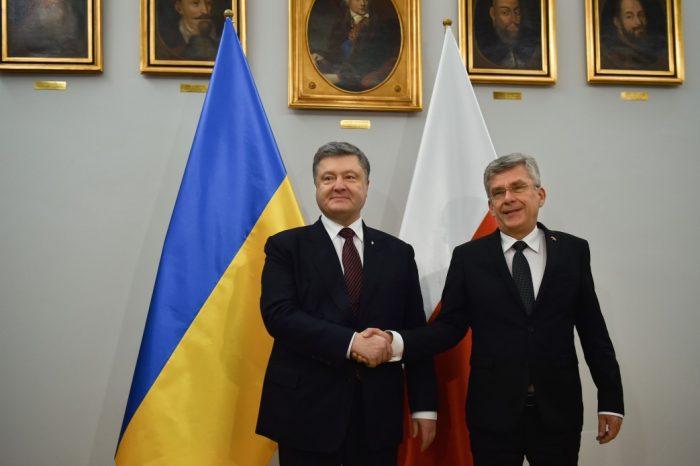 Партнерство Украины иПольши неимеет альтернативы— Порошенко