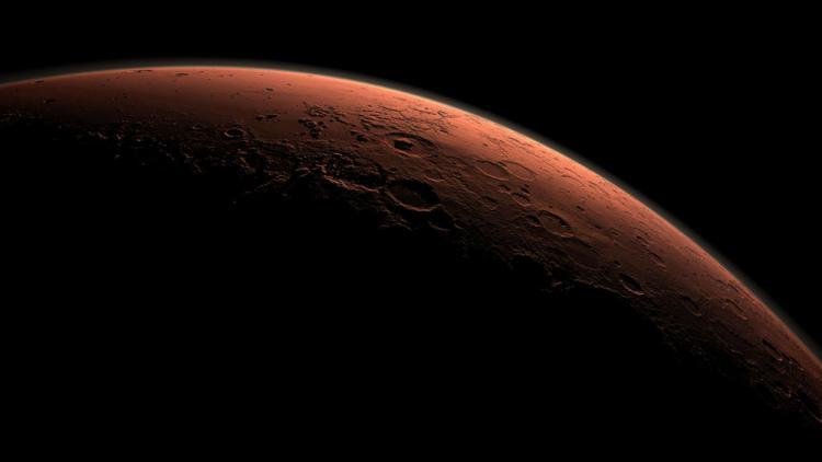 Ученые обнаружили наМарсе вход вдом лилипутов