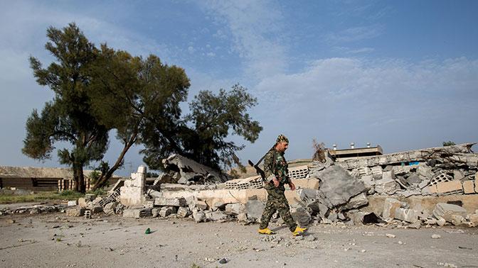 10 человек погибли под ударами ВВС коалиции вРакке