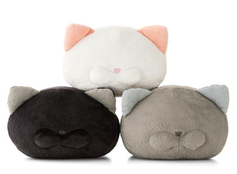 В Японии создали парфюм с запахом кошачьего лба