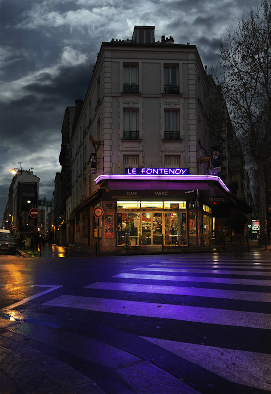 Le Fontenoy, Paris XVIII.
