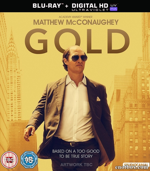 Золото / Gold (2016/BDRip/HDRip)