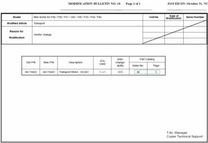 service - Инструкции (Service Manual, UM, PC) фирмы Ricoh - Страница 7 0_137d7b_d055ec13_orig