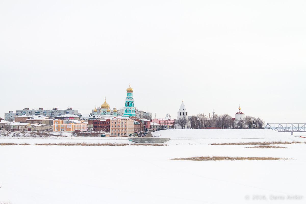 Сызранский Кремль фото 1
