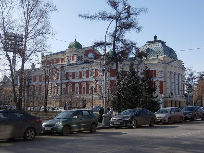 Иркутск - Драмтеатр