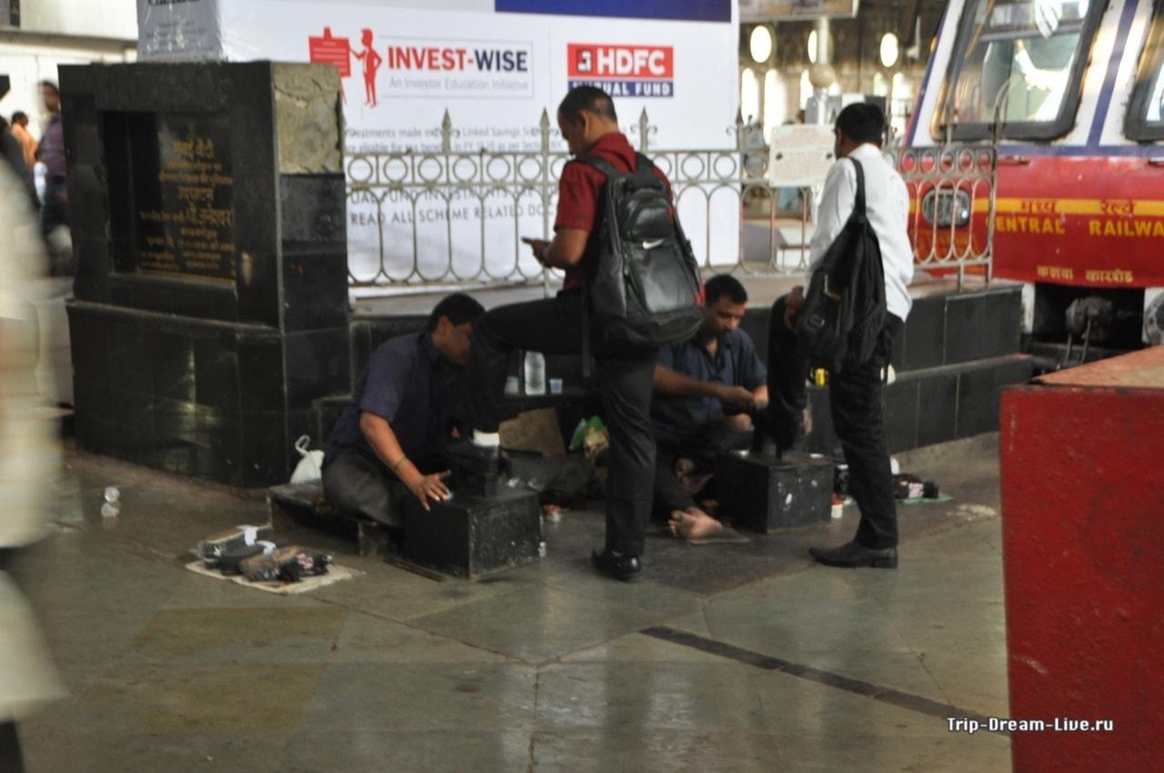 Вокзал Виктория (Чхатрапати Шиваджи)