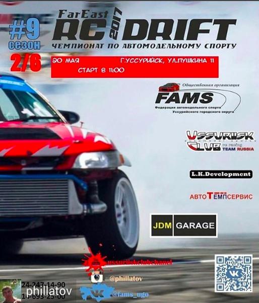 2/6 RC Drift