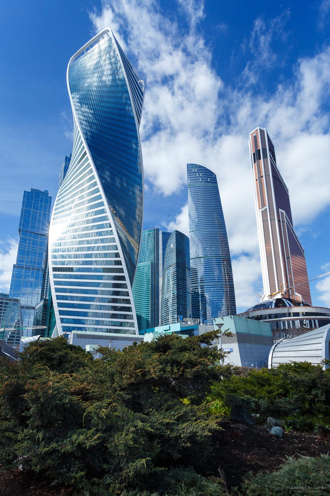 Москва-сити, 2017