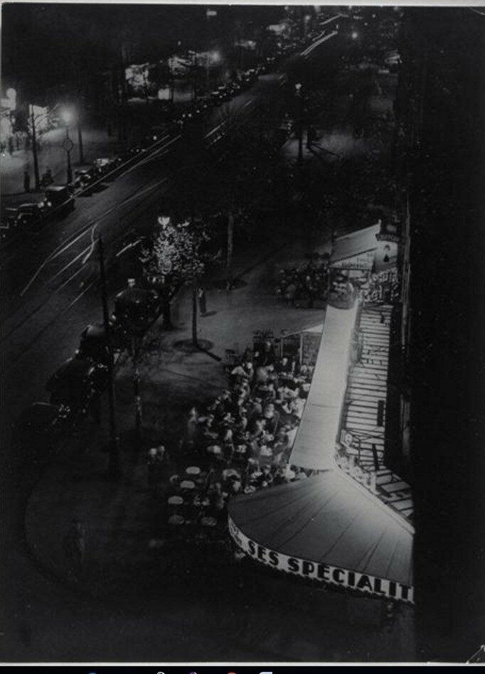 1931. Кафе «Le select»