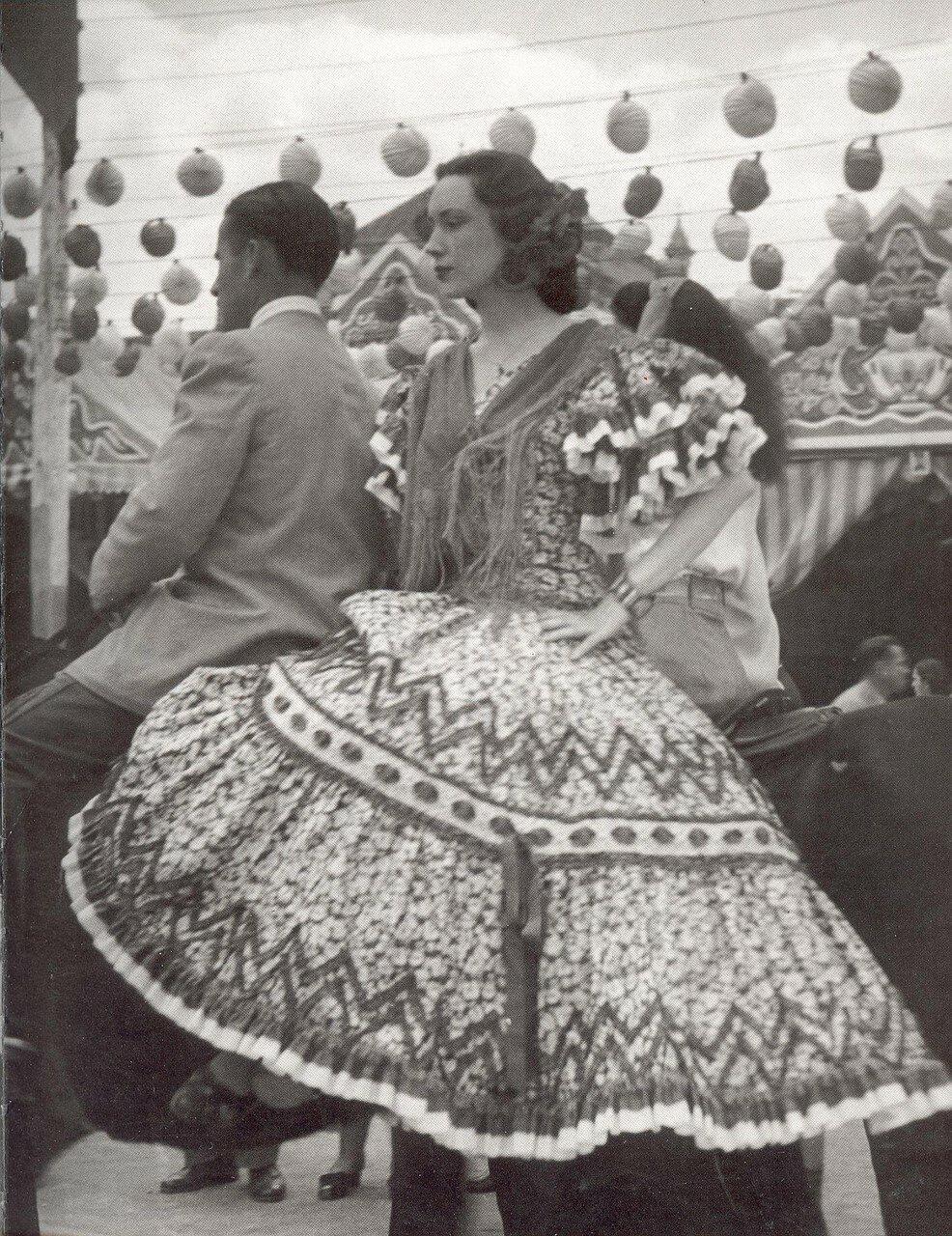 1951. Праздник в Севилье