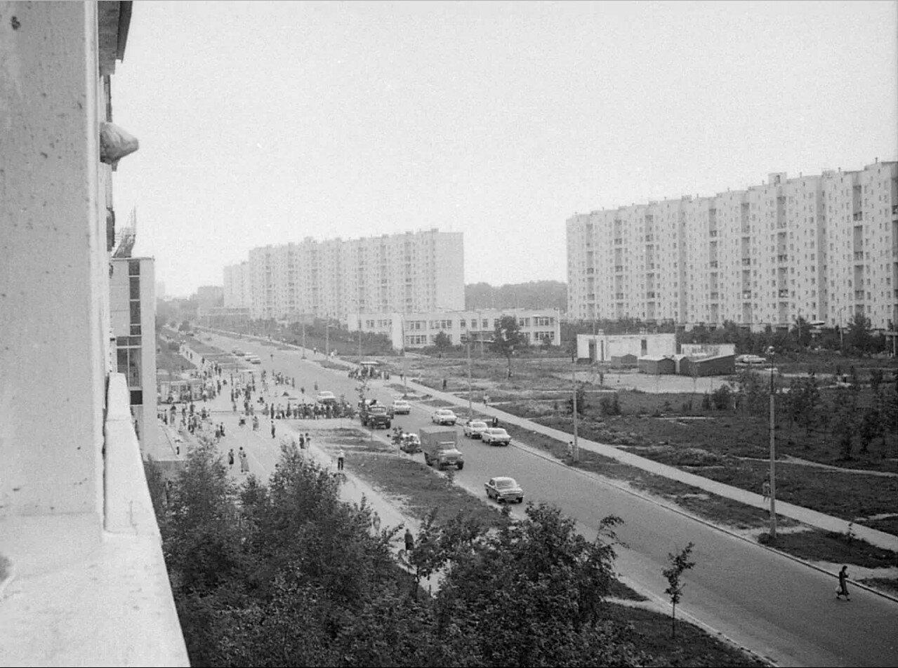 1982. Россошанский проезд