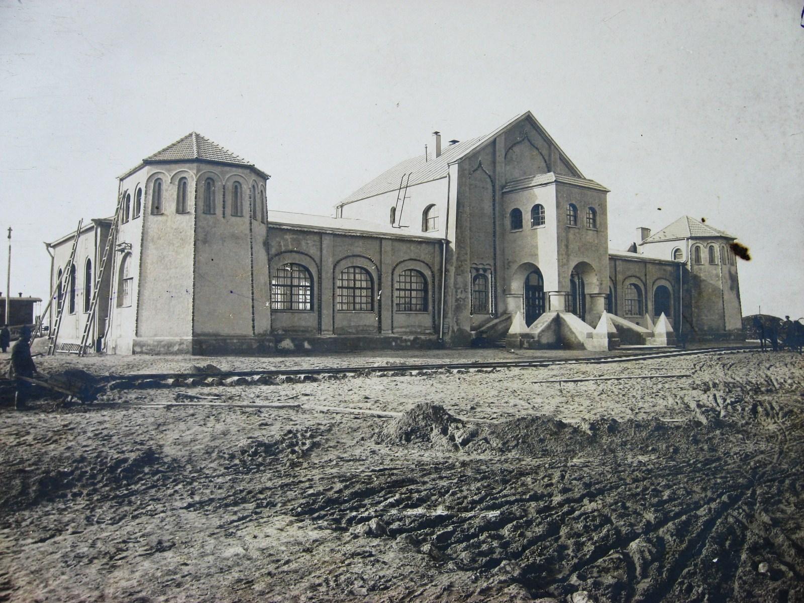 07. Пассажирское здание на станции Муром