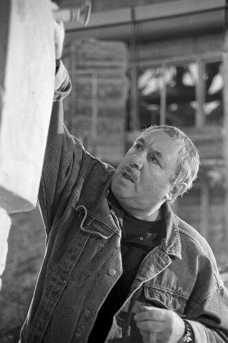 Эрнст Неизвестный, 1990 год