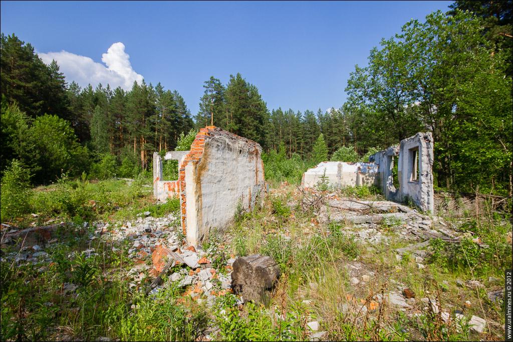 Изумрудные копи Урала: Крупский прииск