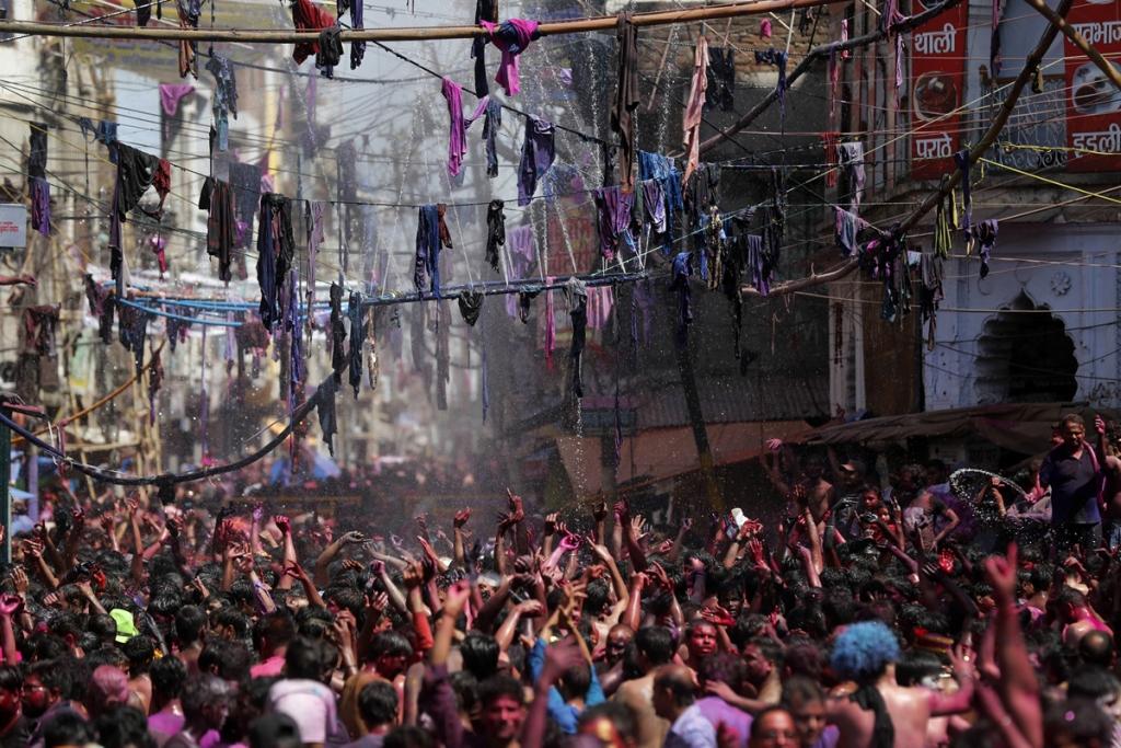 India Holi Festival