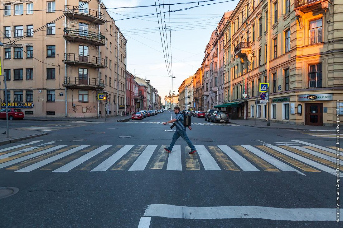 Санкт-Петербург утреннее фото