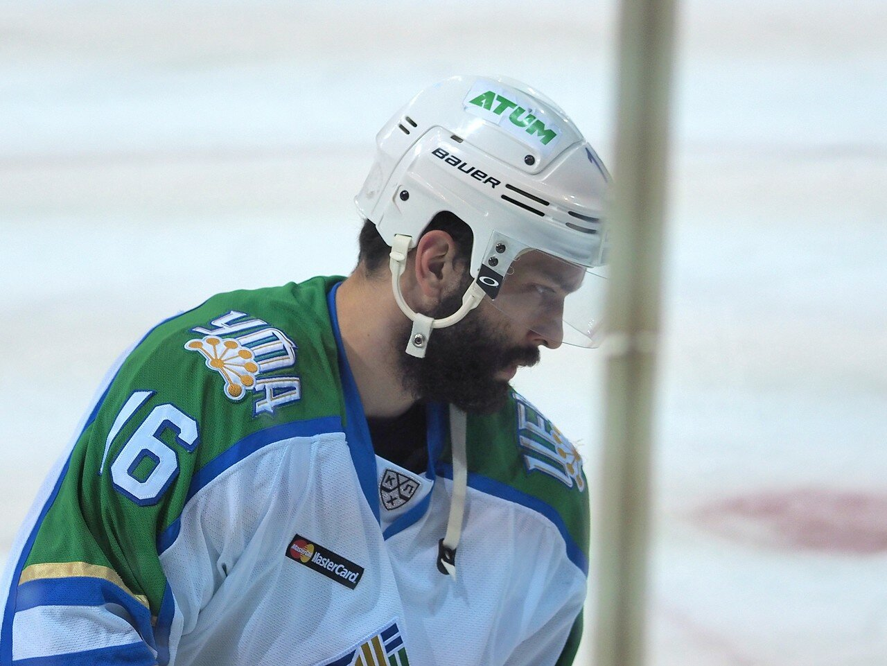 15Плей-офф 2016 Восток Финал Металлург - Салават Юлаев 31.03.2016