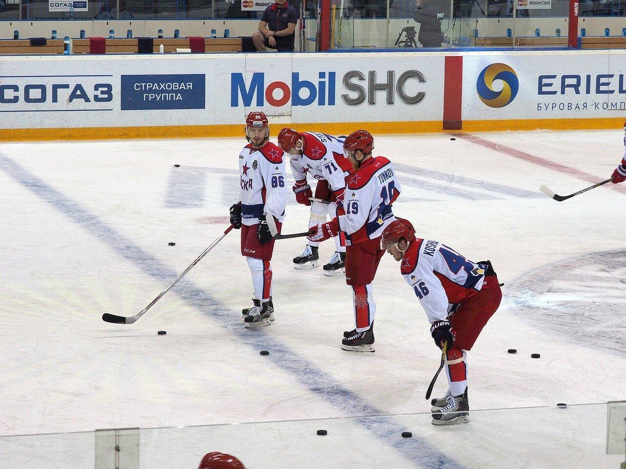 6Плей-офф 2016 Финал Металлург - ЦСКА 11.04.2016