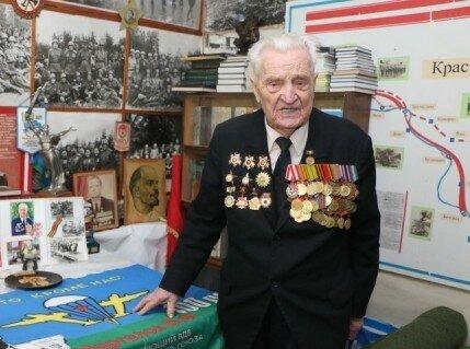 Ветеран рассказал молодежи из Гагаузии о трагедиях войны