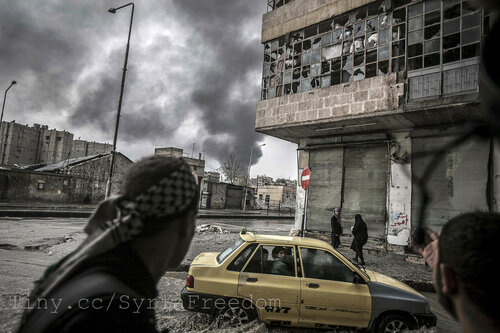 Эксперт: Сирия может стать причиной Третьей мировой войны