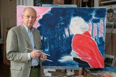 Художник - постимпрессионист Андрэ Бразилье, род. 29 октября 1929г.