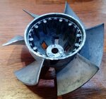 Nidec fan - Высокооборотистый вентилятор