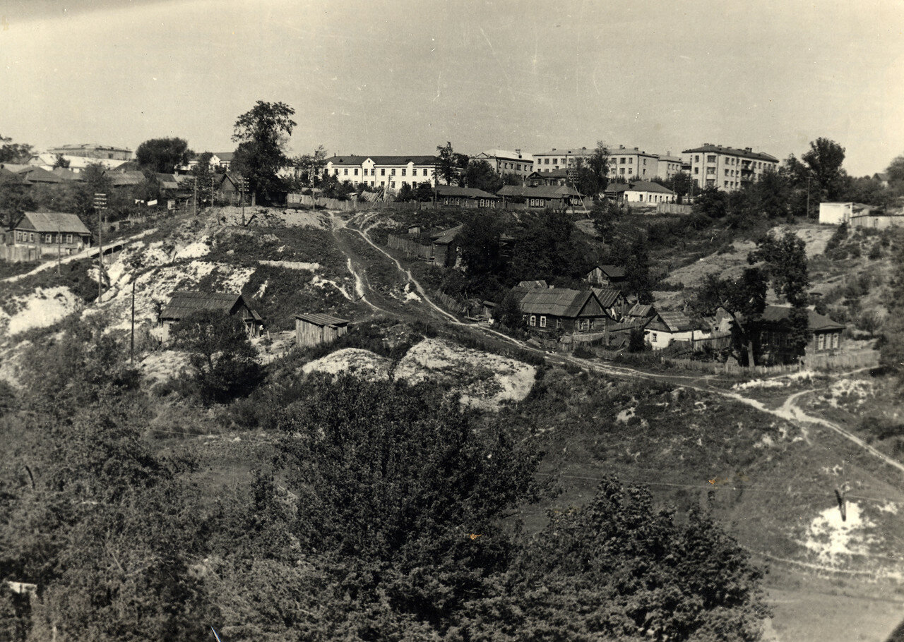 Старый брянск фото города редкие