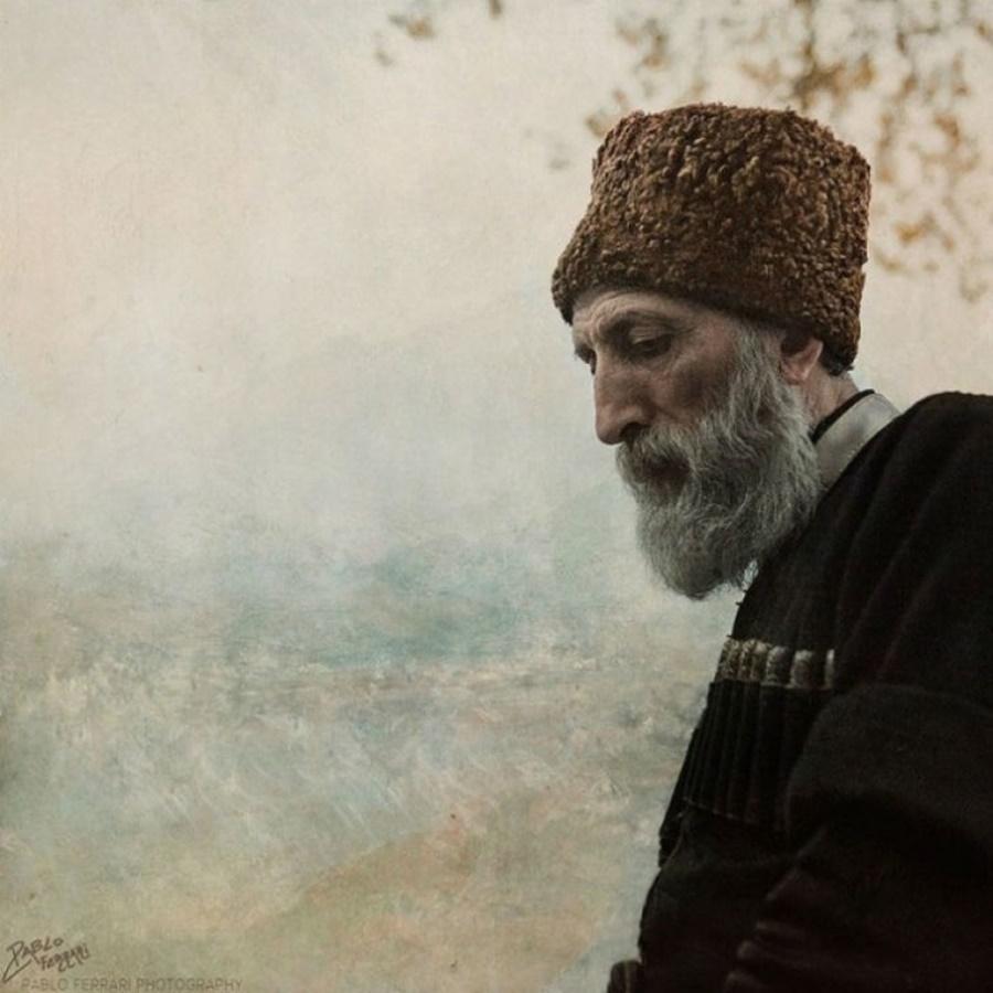 Прекрасные фотографии Грузии, современной и древней   Аргентинский фотограф