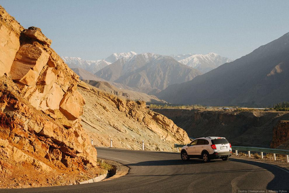 9. А Фанские горы — это еще один из пяти обязательных пунктов «маст си Таджикистана» из путевод
