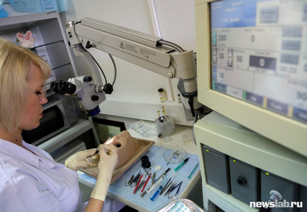 20. За время работы иркутского центра WETLАB (с 2006 года), обучение в нем прошли несколько дес