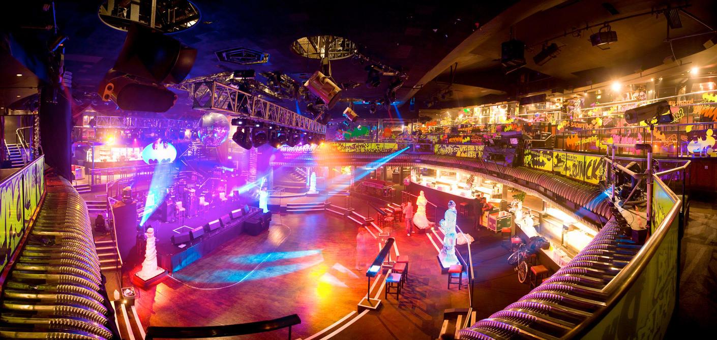 8. Hippodrom в Лондоне Эта дискотека является излюбленным местом тусовки продвинутой молодежи Лондон