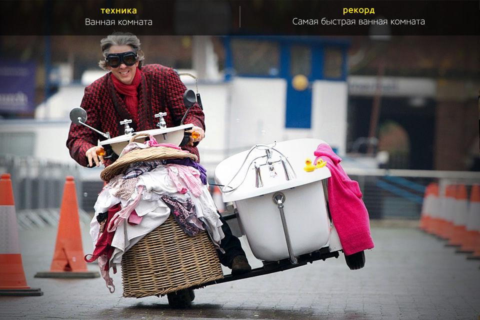 Необычное транспортное средство, которое построил телеведущий Эд Чайна, – это ни что иное, как мотоц