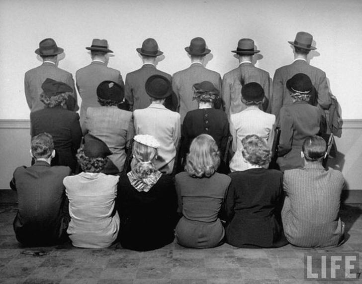 Магазин Macy часто нанимал детективов, чтобы предотвратить кражи. В 1948 все «подставные» работники