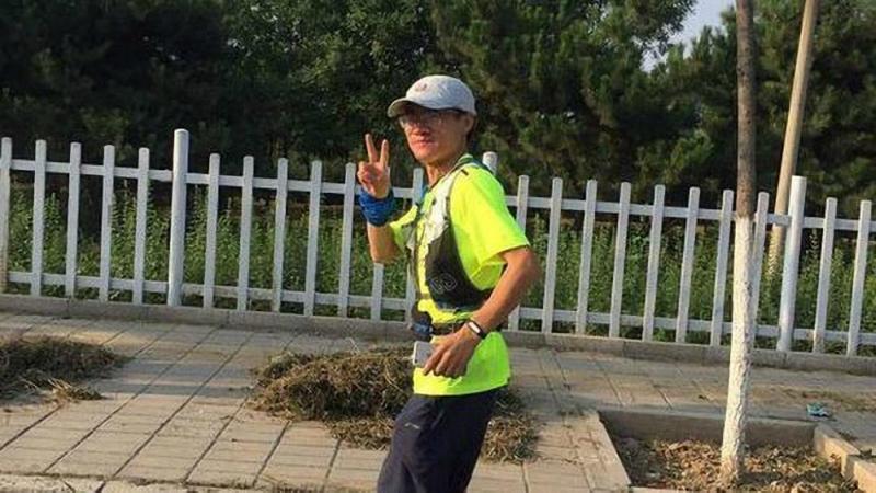 Китаец в поисках любви пробежал более 200 километров!