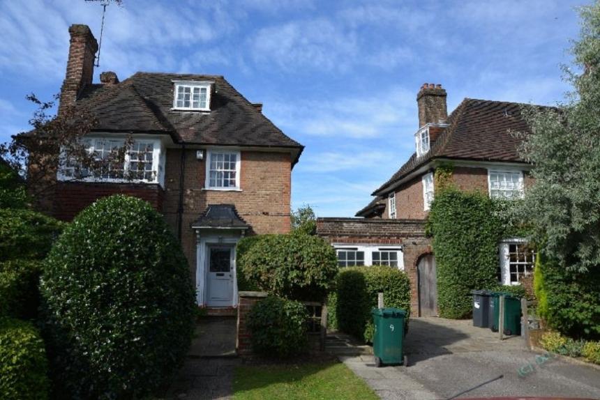 Дом Гермионы из«Гарри Поттера» продается за £2,4 млн