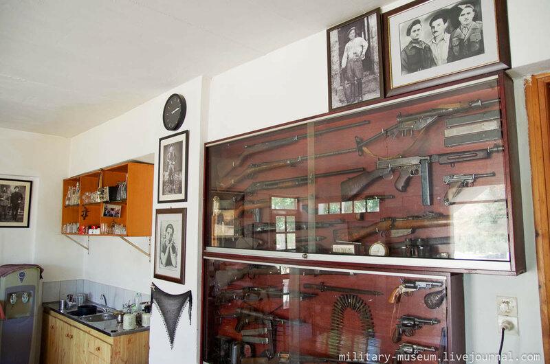 Военный музей в Керамия, о. Крит