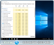 Windows 10 Enterprise 14393.479 v1607 by IZUAL v.5  Русская