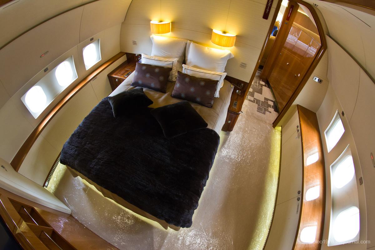 Частный самолет: обзор Airbus A319 Corporate Jet. Фото: stoleo1976.livejournal.com