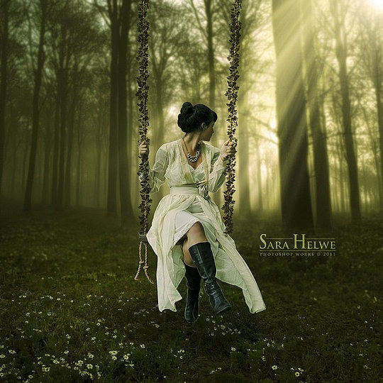 Photo Manipulations by Sara Helwe