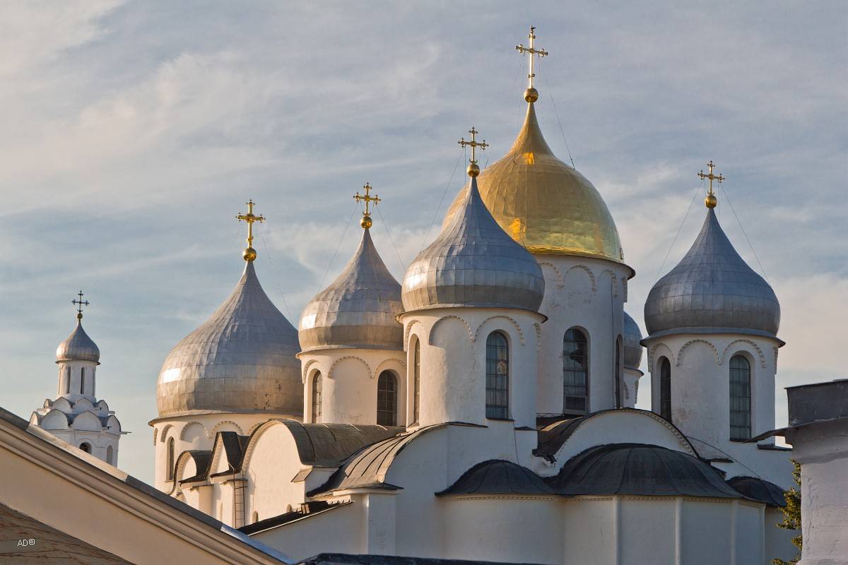 Храмы Новгородского Кремля